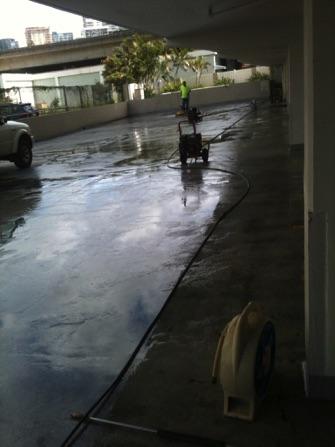 Pressure Washing Service Power Washing Blue Hawaii